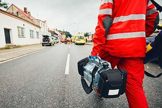 Rettungsfachpersonal im Einsatz bei Rettass24