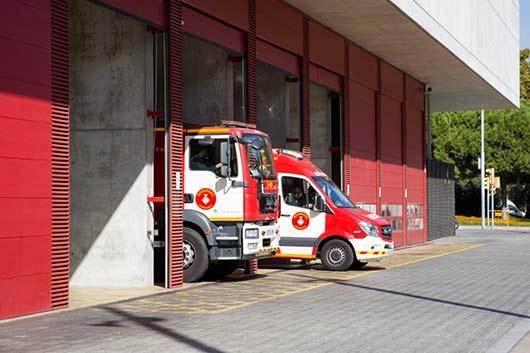 Personalvermittlung Rettungsfachpersonal - Fahrzeuge